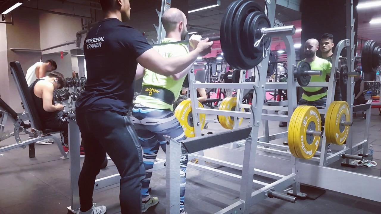 Marc & Aaron: Heavy Leg Day