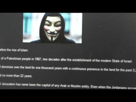 Anonymous is having a bad day. The Hackers get Hacked