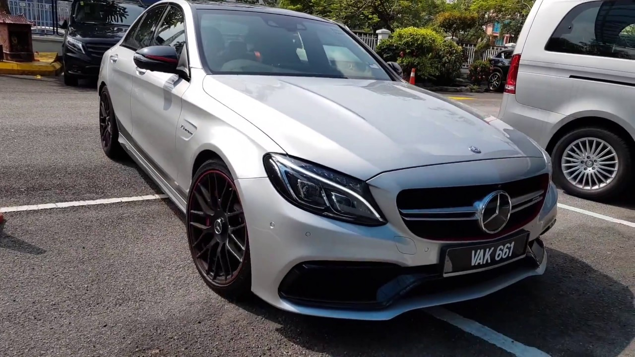 2018 mercedes amg c63s sedan full review youtube. Black Bedroom Furniture Sets. Home Design Ideas