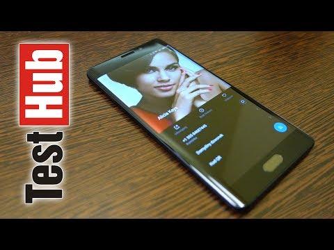 Xiaomi Mi Note 2  - Test - Review - Recenzja - Prezentacja