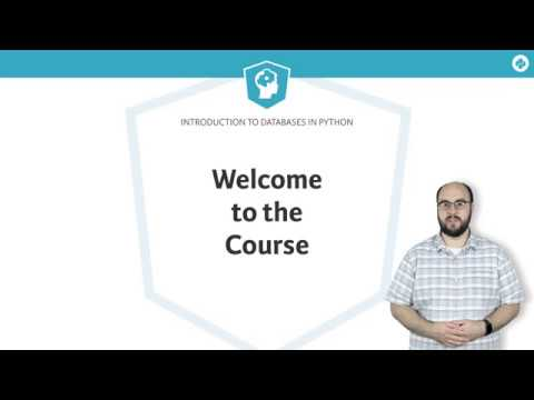 Python tutorial: introduction to relational databases