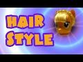 MY LITTLE PONY Hairstyle Applejack
