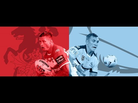 Round 11: St. George Illawarra Dragons vs Cronulla Sharks Preview