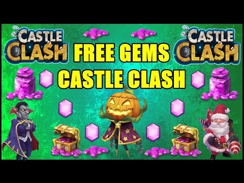 Castle Clash - How To Get Free Gems, Hb, Shards - Best Event Ever