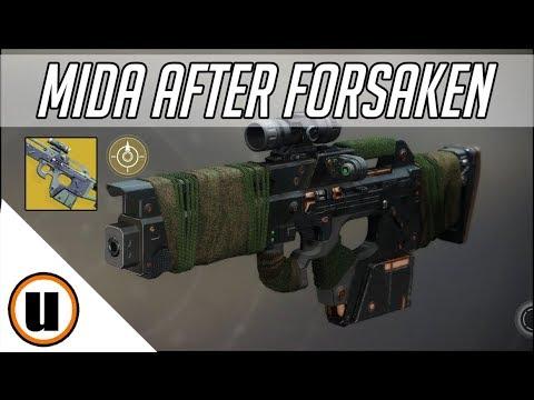 HOW IS IT NOW? MIDA Multi-tool | PVP Gameplay Review | Destiny 2 Forsaken