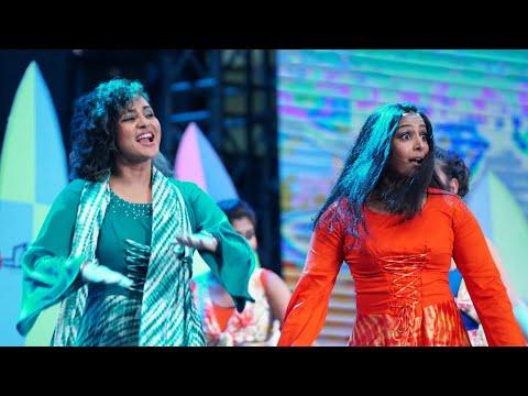 "Amma Mazhavillu l Parvathi & Padmapriya ""We are the Nayakan & we are the Nayika"" l Mazhavil Manorama"