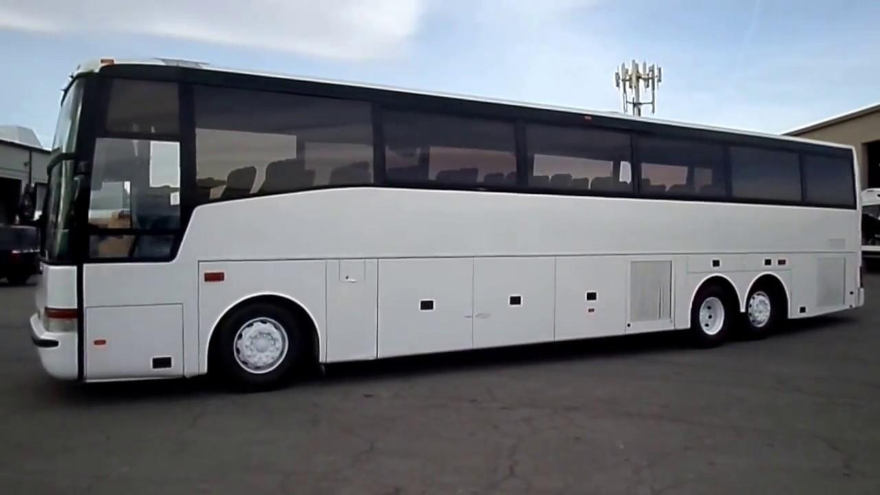 Van Hool Bus >> Used Bus For Sale 1998 Van Hool T2145 Highway Coach C43057