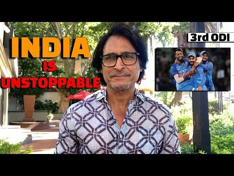 India is Unstoppable | 3rd ODI | Ramiz Speaks