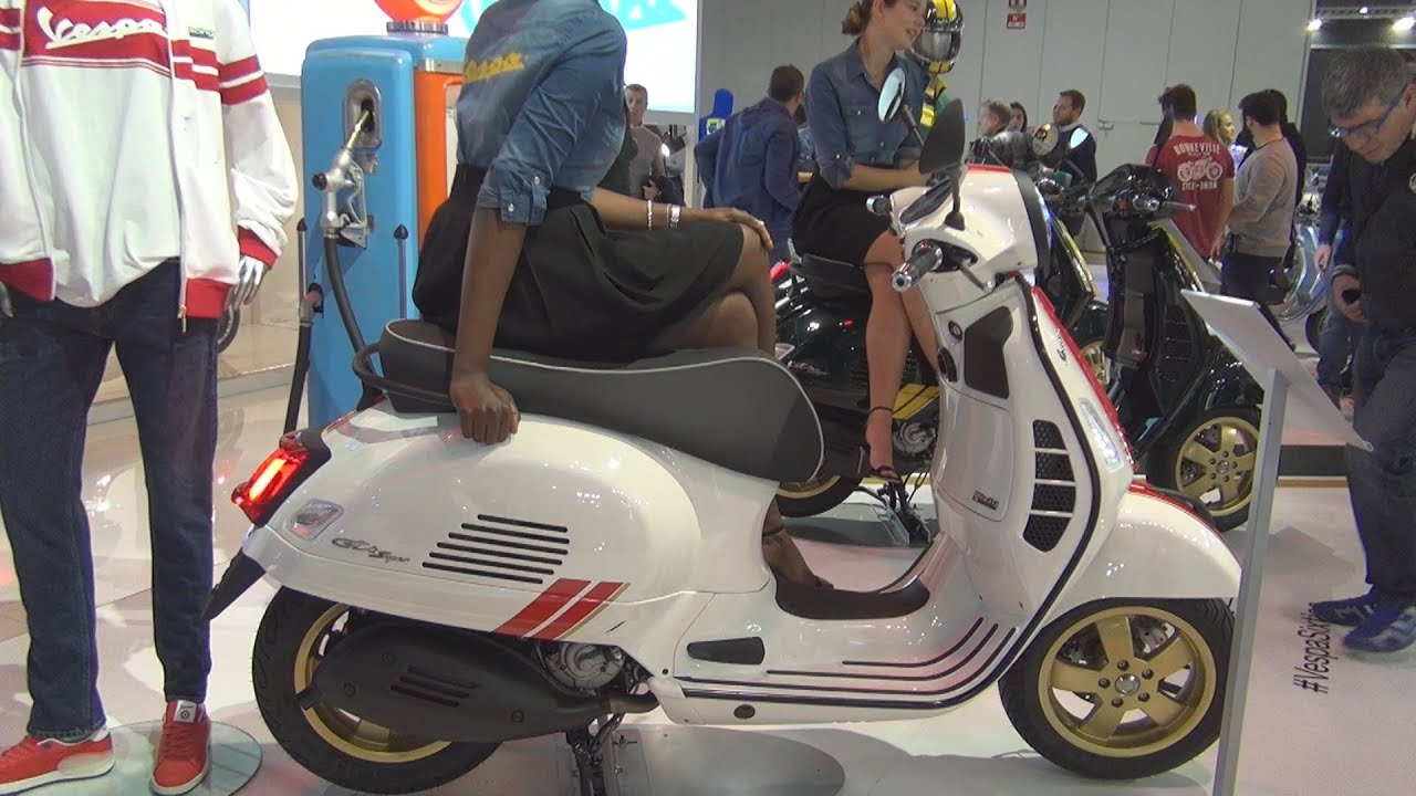 Vespa 300 hpe 2020