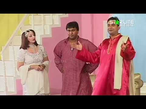 Sardar Kamal & Tahir Noushad - New Pakistani Stage Drama Full -  New Comedy Clip 2017