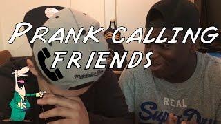 Prank calling friends With Juasapp screenshot 1