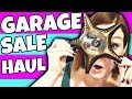 Garage Sale Haul Part 2 Mastering the Sea Star