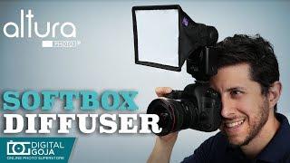 Universal Softbox Flash Diffuser Camera PULUZ