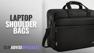 10 Best Laptop Shoulder Bags [2018 Best Sellers]: 17 inch Laptop Bag, Travel Briefcase with