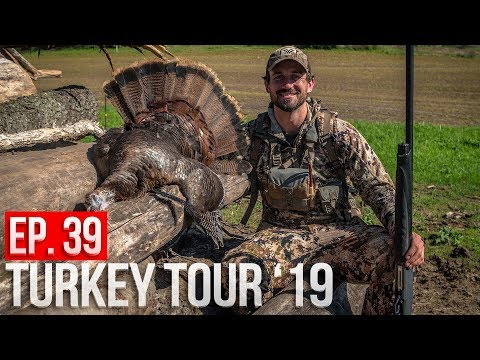 A WEIRD DAY Of Turkey Hunting In Wisconsin! | Turkey Tour Wrap Up