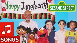 Sesame Street: Let's Celebrate Juneteenth Song | Power of We Club