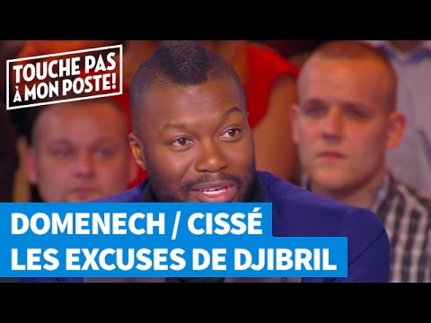 Domenech / Cissé : Les excuses de Djibril