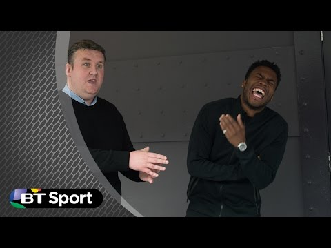 Sturridge meets Owen - Darren Farley impression