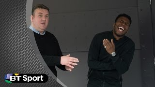 Sturridge meets Owen - Darren Farley impression