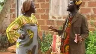 Benin - Le Beninois et la Togolaise - Professeur Mombie