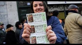 Spain's 'El Gordo' Christmas Lottery Tops $2.43 Billion el gordo christmas lottery 2020