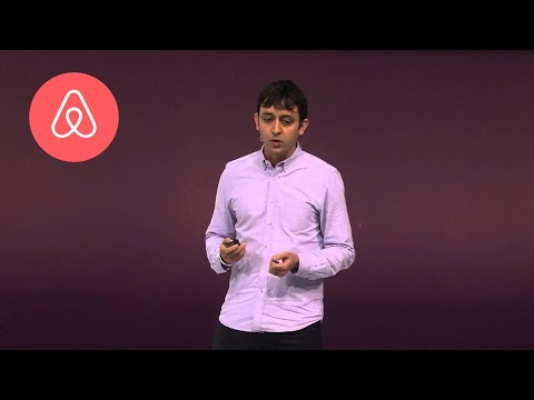 Joe Zadeh on Smart Pricing | Airbnb Open | Airbnb