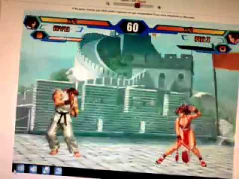 เกมต่อสู้ y8