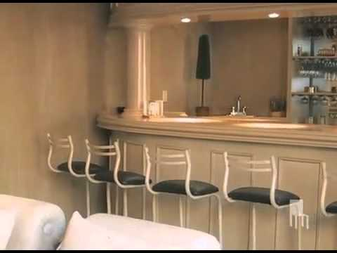 C mo dise ar y decorar bar youtube - Ideas para disenar una cocina ...