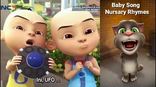 Lagu Anak kecil Bintang Kecil Upin Dan Ipin  Lagu Anak Indonesia | Talking Tom Lucu