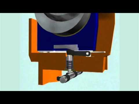 Mechanical Forging Press | Operational Demonstration