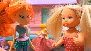 Куклы Винкс мультик новая серия Сюрпризы в стаканчиках Королевские питомцы Winx Club Bloom