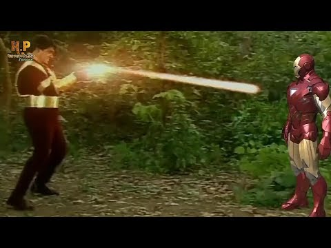 Shaktiman vs iron man
