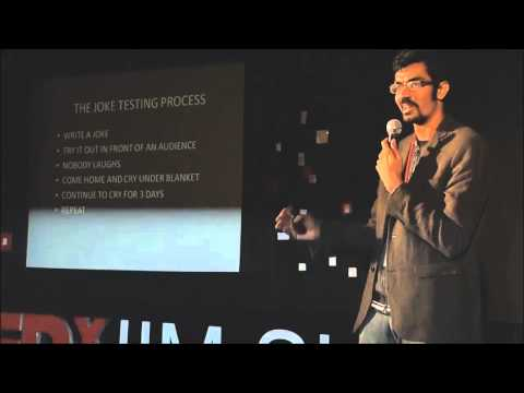 The Chronicles of Comedy | Azeem Banatwalla | TEDxIIMShillong