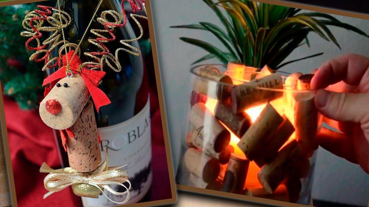 diy wine cork christmas crafts ideas crafts from wine corks