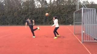 Gambar cover Soccer skill goal |Volkan Topcu