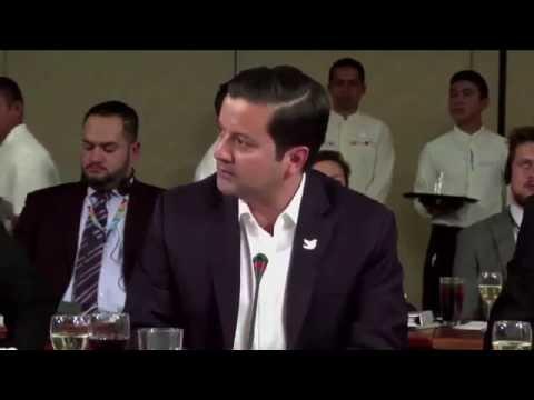 Ministro David Luna, el reconocimiento del país por la OCDE #ViveDigitalTV