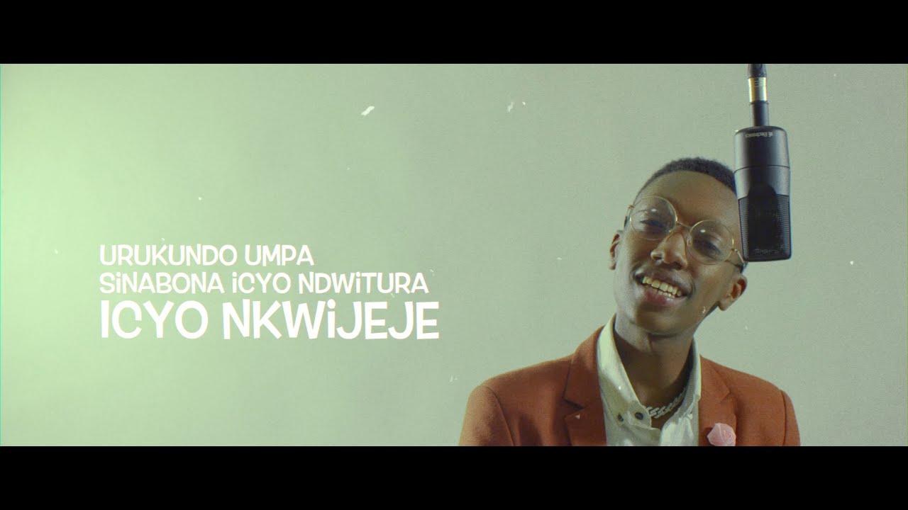 Download Nel Ngabo - Nzagukunda (official lyric video)