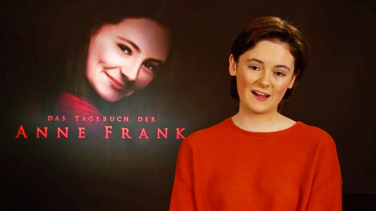 an interview with anne frank Jacqueline van maarsen is pictured during an interview in frankfurt,   jacqueline van maarsen will never forget the sight of anne frank's.