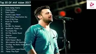 Old is gold!! Famous old songs of Atif Aslam