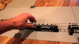 CoasterDynamix Roller Coaster Factory (LEGO) Chain Problem