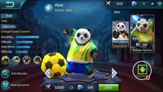 Mobile Legends - ALL HEROES + ALL SKINS