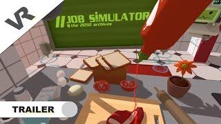 Job Simulator - Teaser Trailer