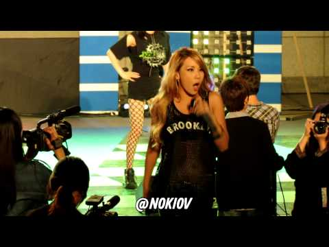 2013.05.21 한양대 2NE1-Can't Nobody