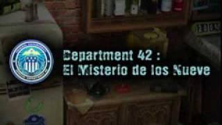 Department 42: El Misterio de los Nueve (Español)