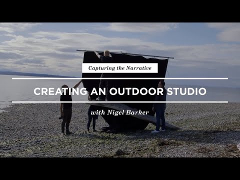 How to Shoot A Fashion Cover with Nigel Barker  CreativeLive
