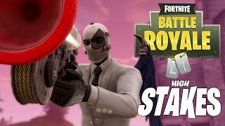 New Grappler Item! - Fortnite Battle Royale Gameplay - Xbox One X - Season 5