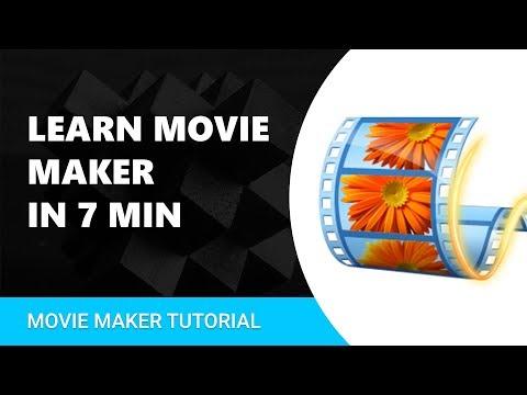 Movie Maker Tutorial For Beginners