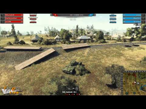 [Week 1 - Match 1]  RUN vs B-Gaming Little Tankers