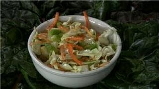 Cabbage Recipes : German Cabbage Salad
