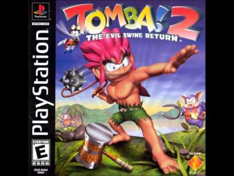 Tomba 2 Evil Pig Boss